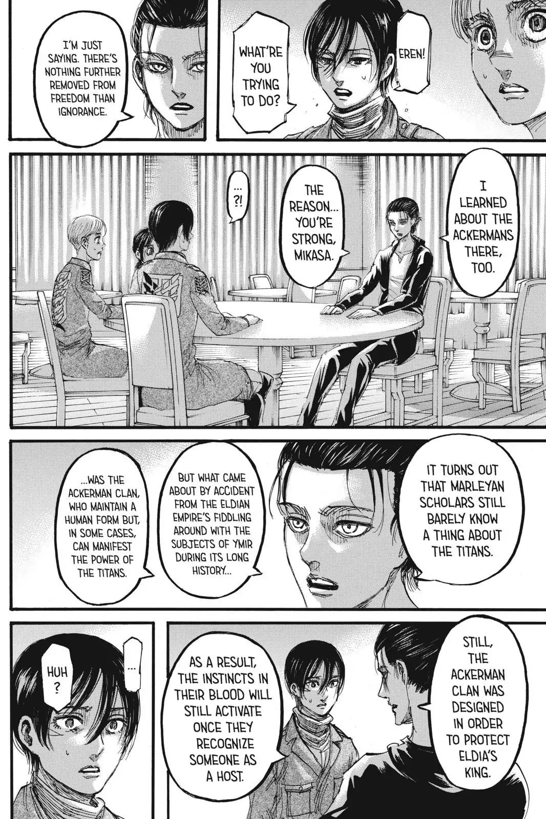Attack on Titan Chapter 112  Online Free Manga Read Image 22