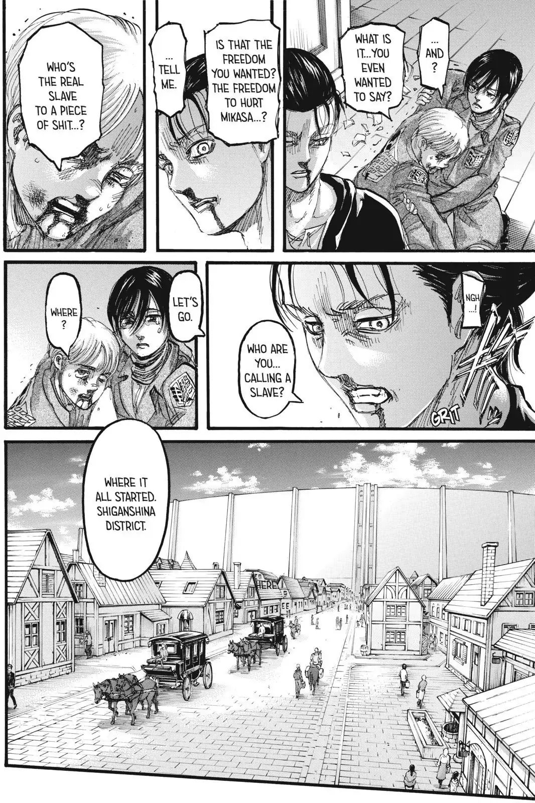 Attack on Titan Chapter 112  Online Free Manga Read Image 32