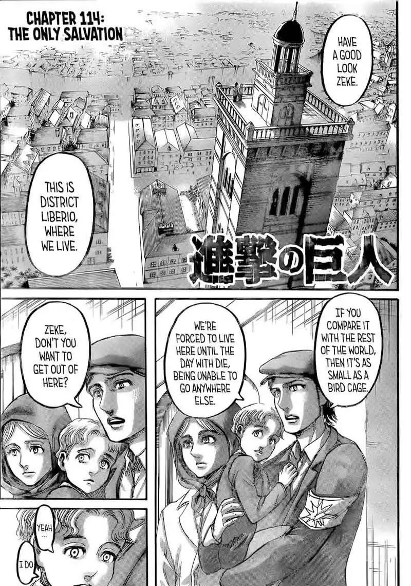 Attack on Titan Chapter 114  Online Free Manga Read Image 2