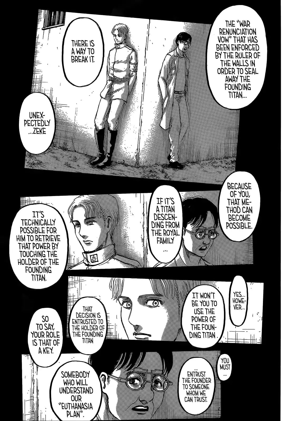 Attack on Titan Chapter 115  Online Free Manga Read Image 6