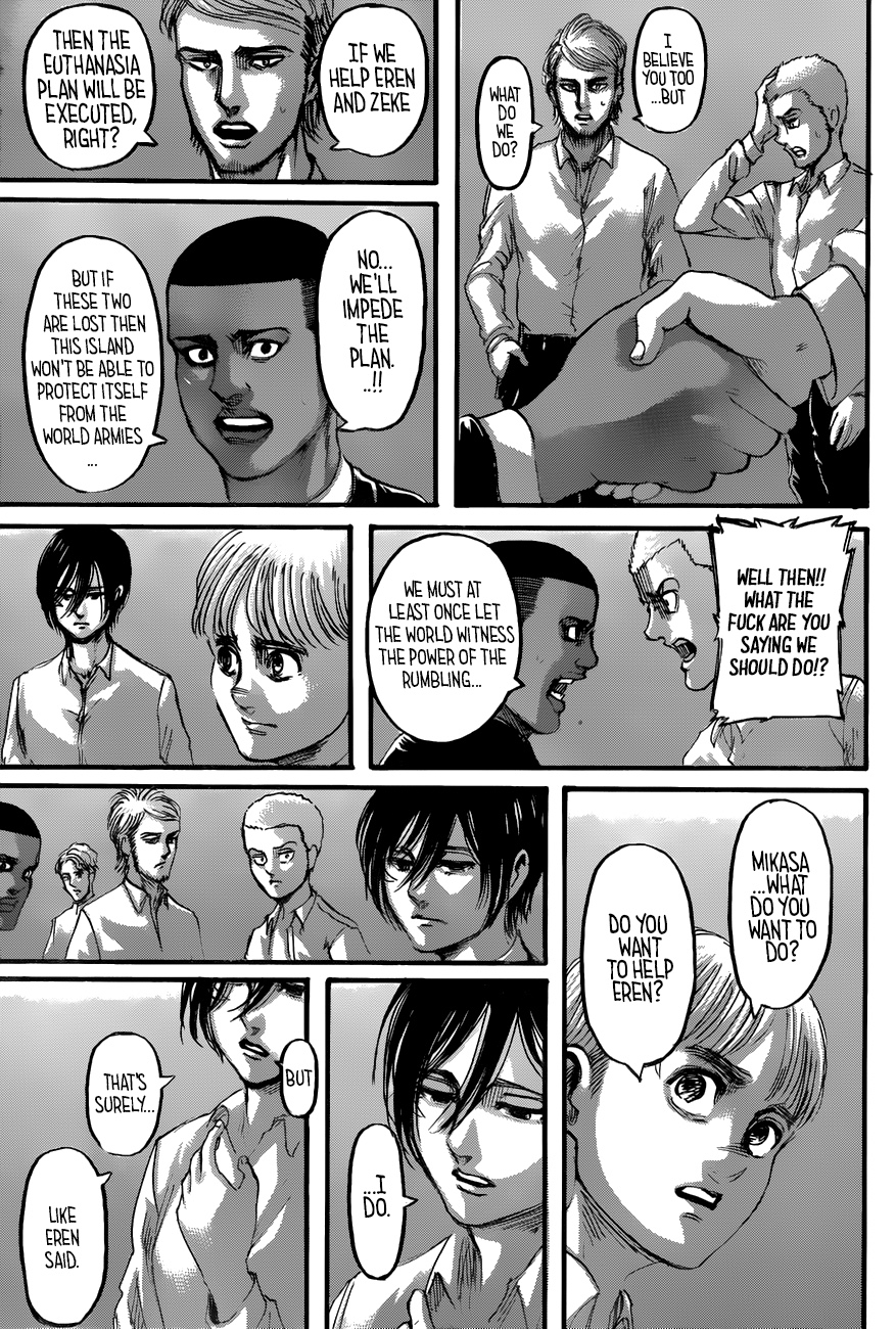 Attack on Titan Chapter 118  Online Free Manga Read Image 14