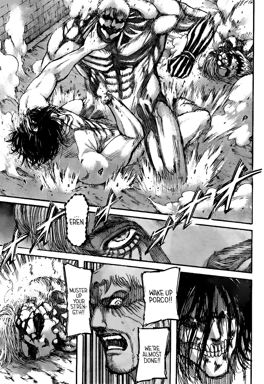 Attack on Titan Chapter 119  Online Free Manga Read Image 10