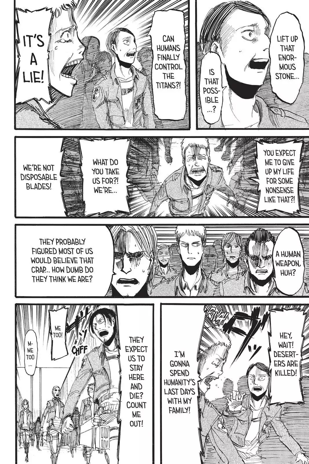 Attack on Titan Chapter 12  Online Free Manga Read Image 22