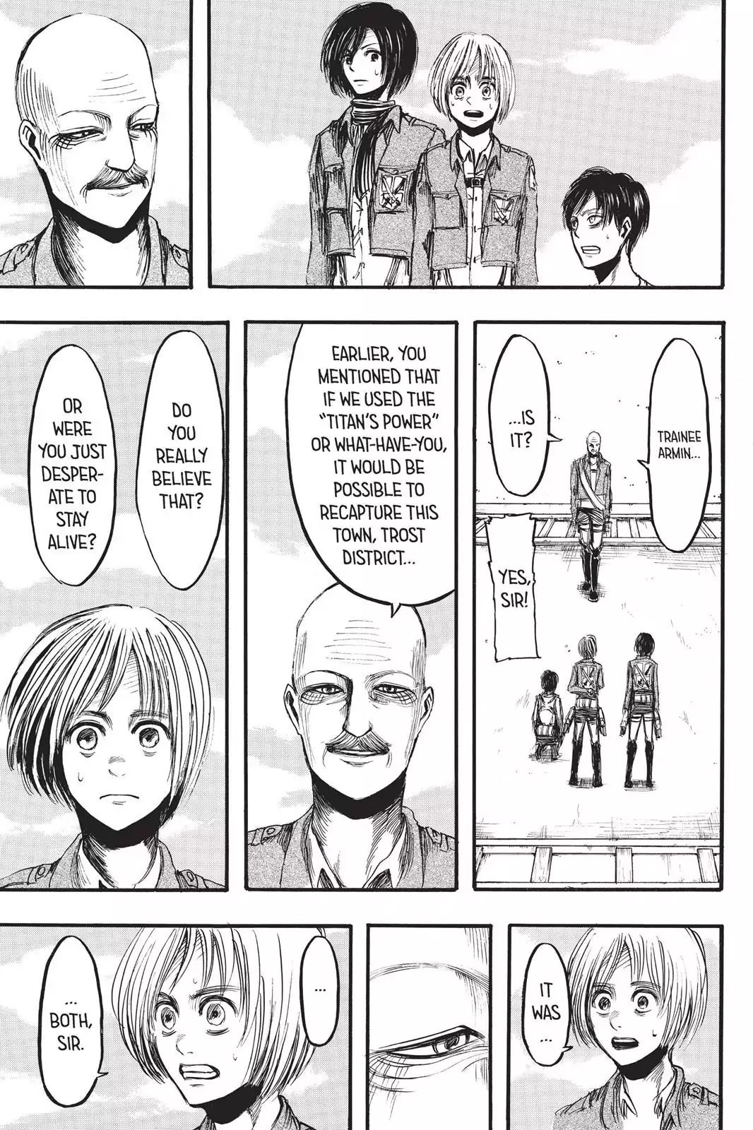Attack on Titan Chapter 12  Online Free Manga Read Image 5