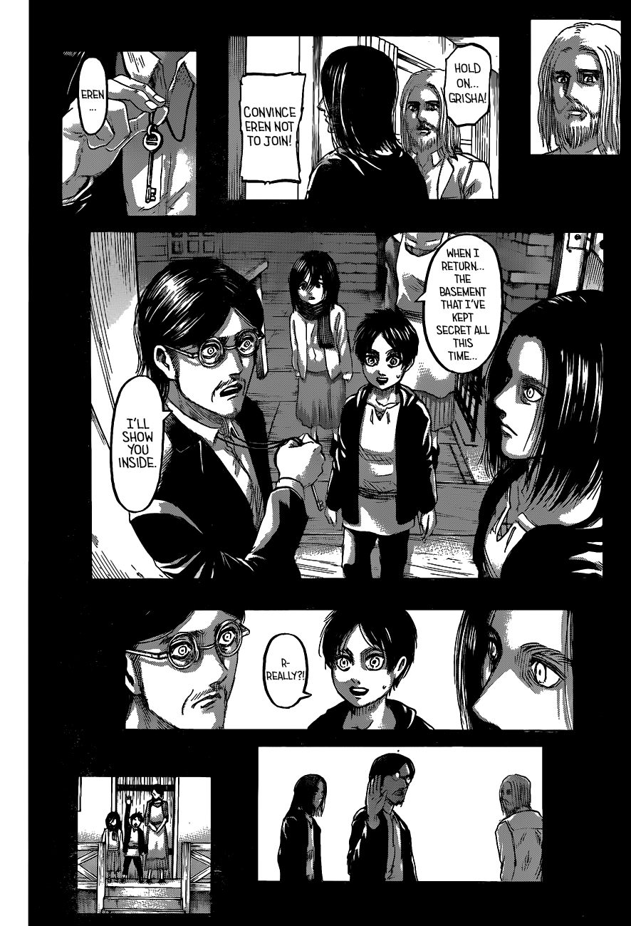 Attack on Titan Chapter 121  Online Free Manga Read Image 11