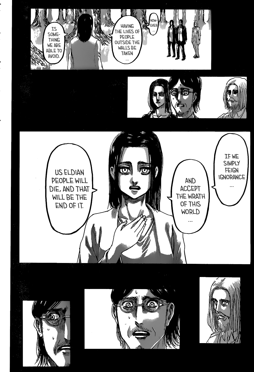 Attack on Titan Chapter 121  Online Free Manga Read Image 17