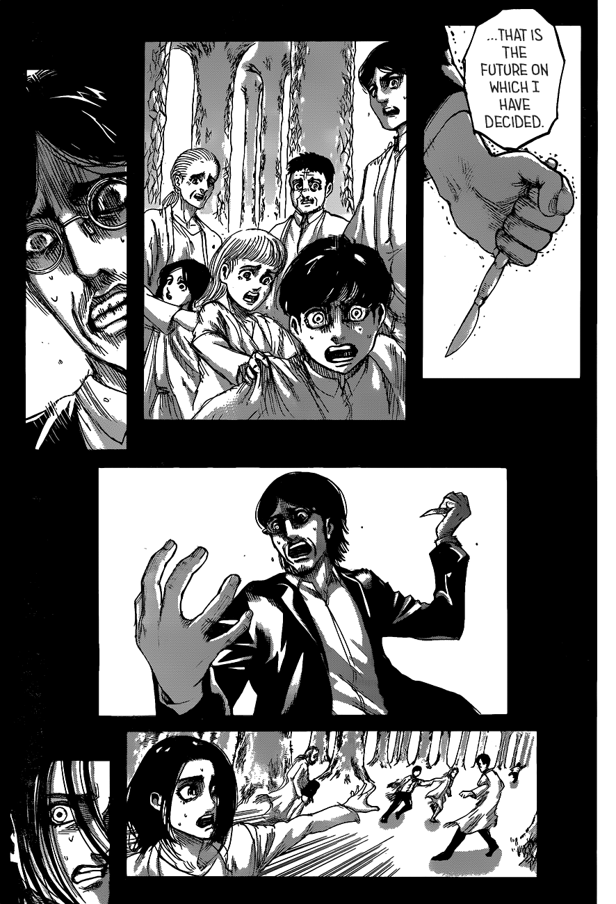 Attack on Titan Chapter 121  Online Free Manga Read Image 22