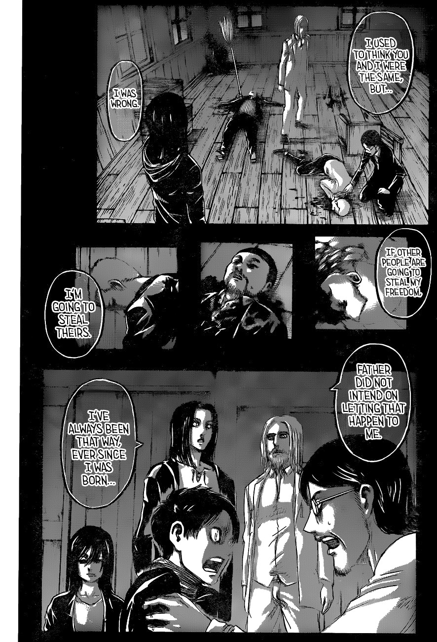 Attack on Titan Chapter 121  Online Free Manga Read Image 5