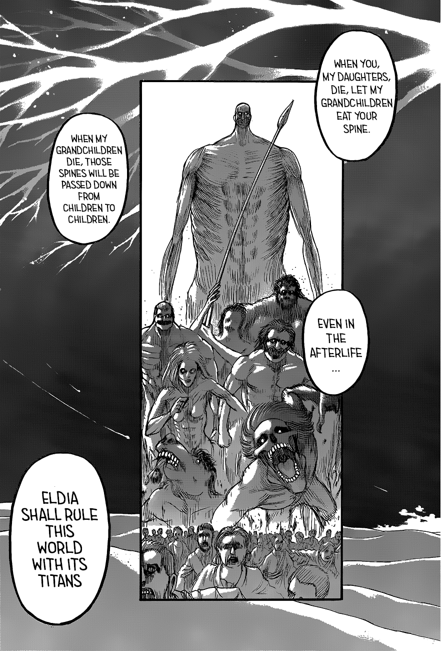 Attack on Titan Chapter 122  Online Free Manga Read Image 29