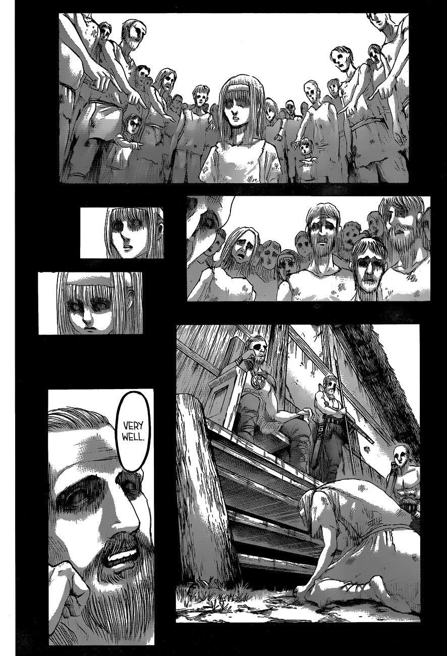 Attack on Titan Chapter 122  Online Free Manga Read Image 7
