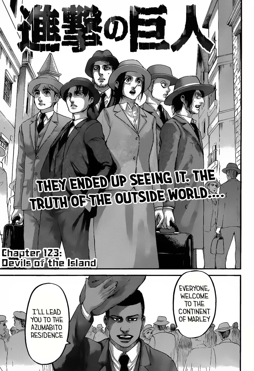 Attack on Titan Chapter 123  Online Free Manga Read Image 4