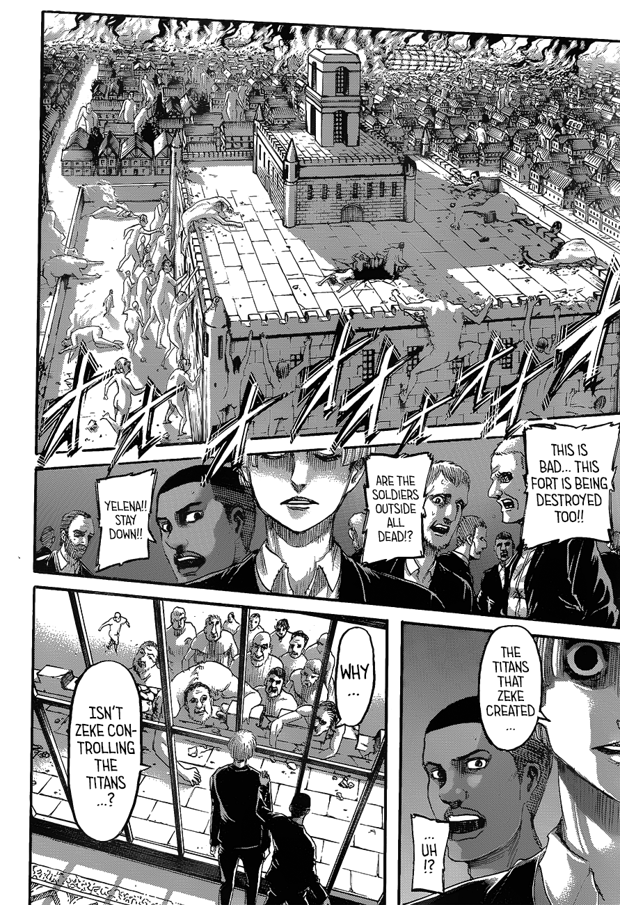 Attack on Titan Chapter 124 Full Manga Read Scan Image 17