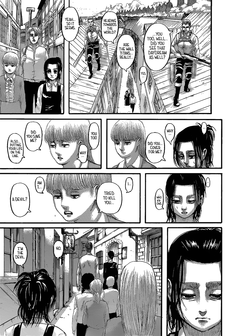 Attack on Titan Chapter 124  Online Free Manga Read Image 28