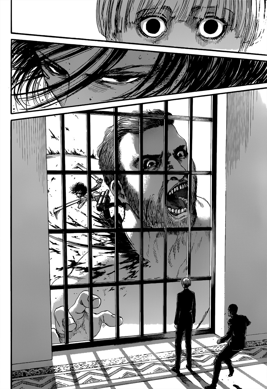 Attack on Titan Chapter 124 Full Manga Read Scan Image 33