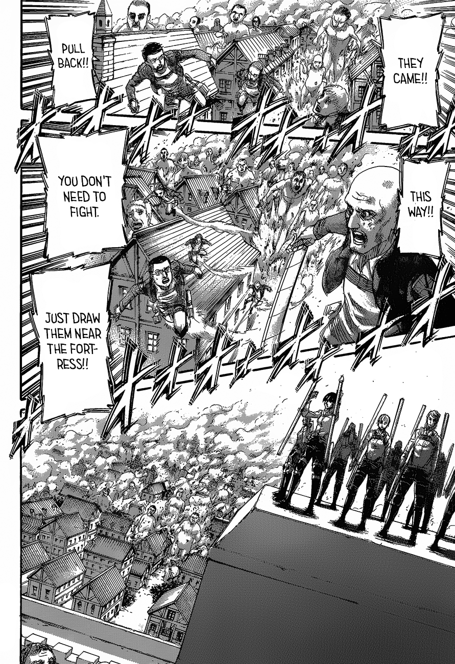 Attack on Titan Chapter 124 Full Manga Read Scan Image 37