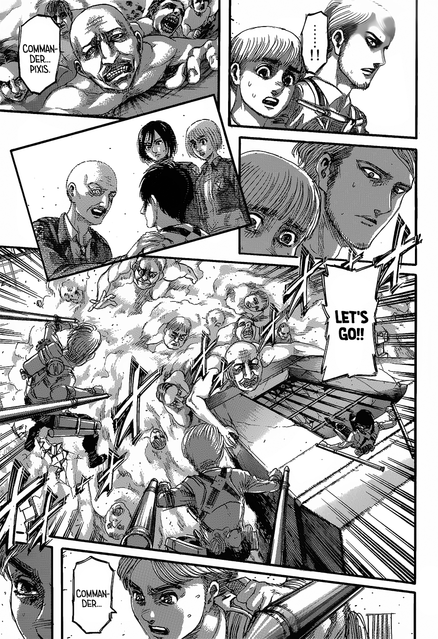 Attack on Titan Chapter 124 Full Manga Read Scan Image 38