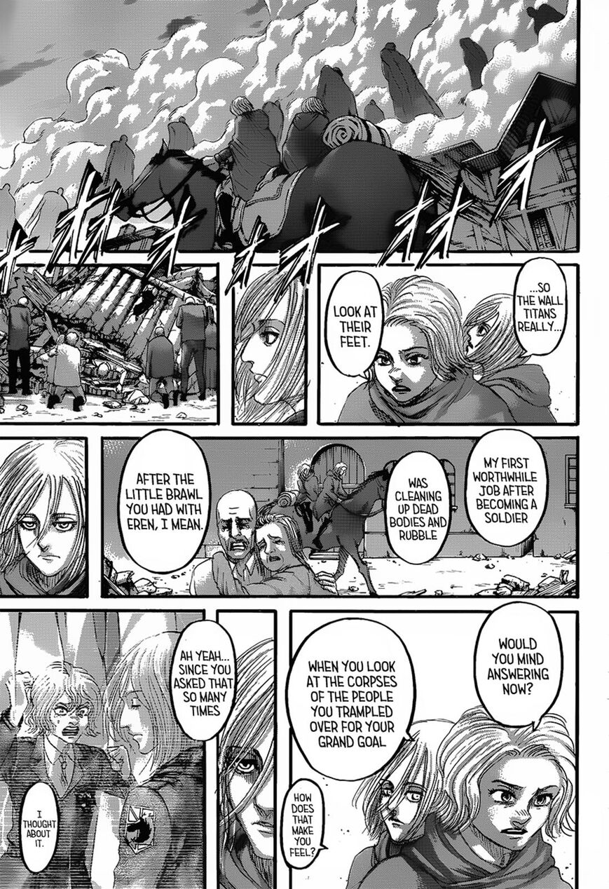 Attack on Titan Chapter 125  Online Free Manga Read Image 12