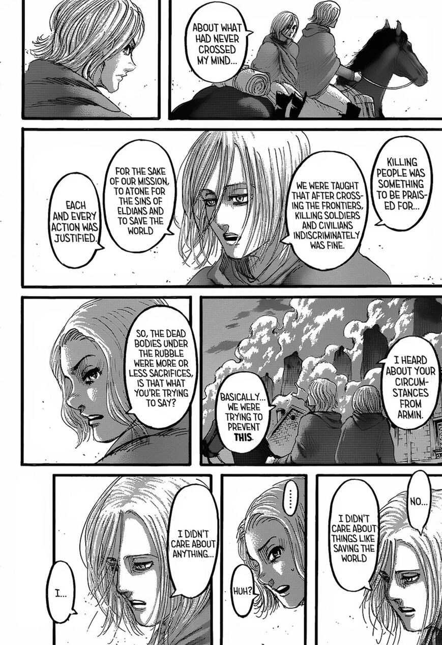 Attack on Titan Chapter 125  Online Free Manga Read Image 13