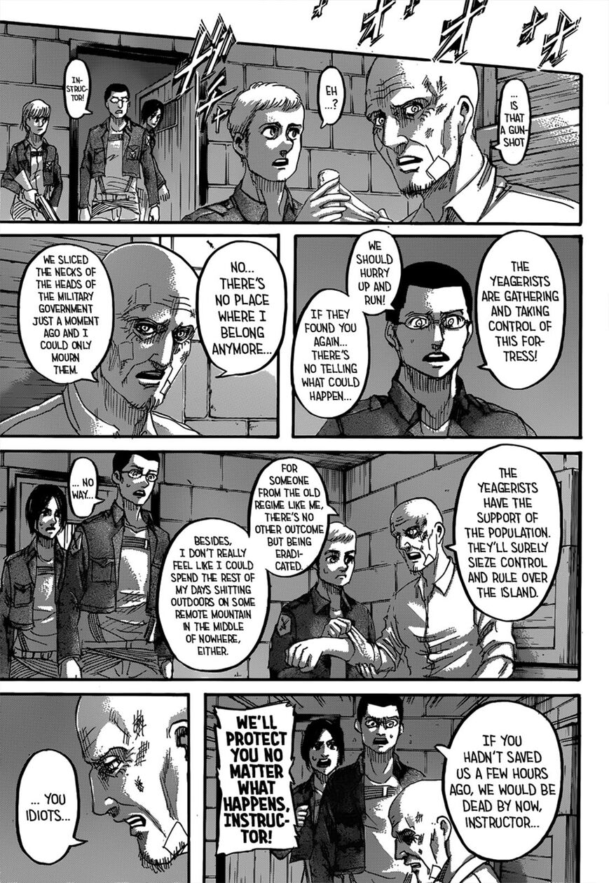 Attack on Titan Chapter 125  Online Free Manga Read Image 22