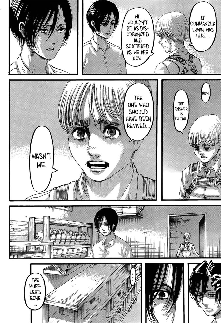 Attack on Titan Chapter 125  Online Free Manga Read Image 29
