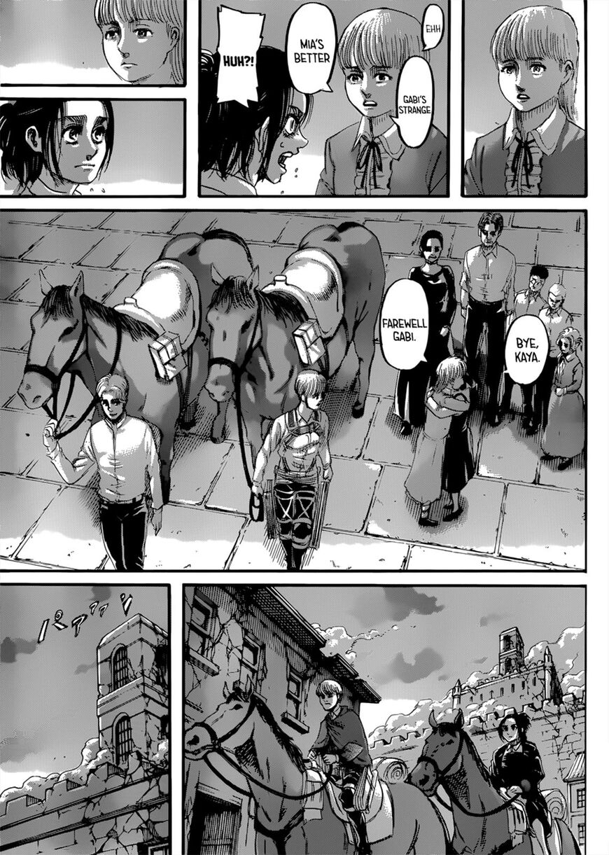 Attack on Titan Chapter 125  Online Free Manga Read Image 31