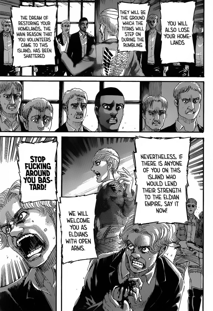 Attack on Titan Chapter 125  Online Free Manga Read Image 34
