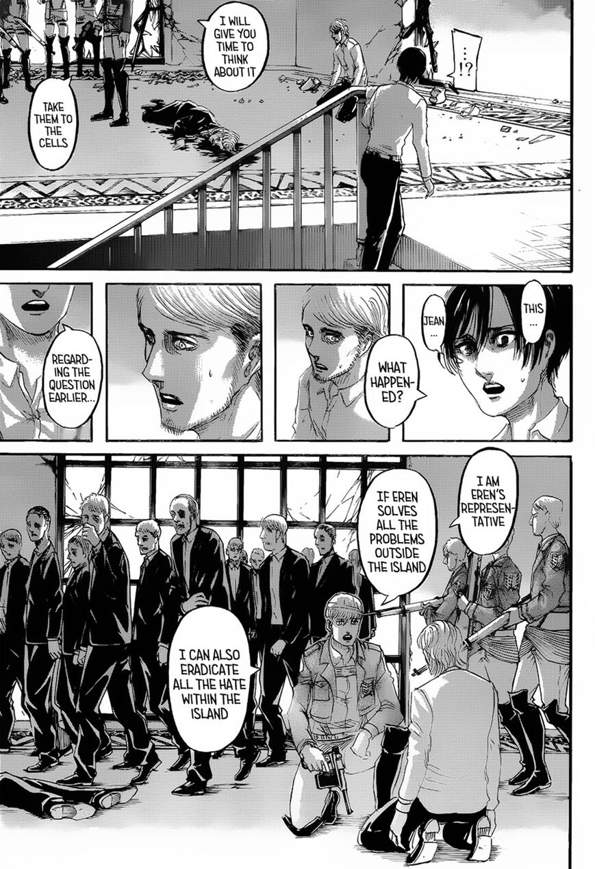 Attack on Titan Chapter 125  Online Free Manga Read Image 36