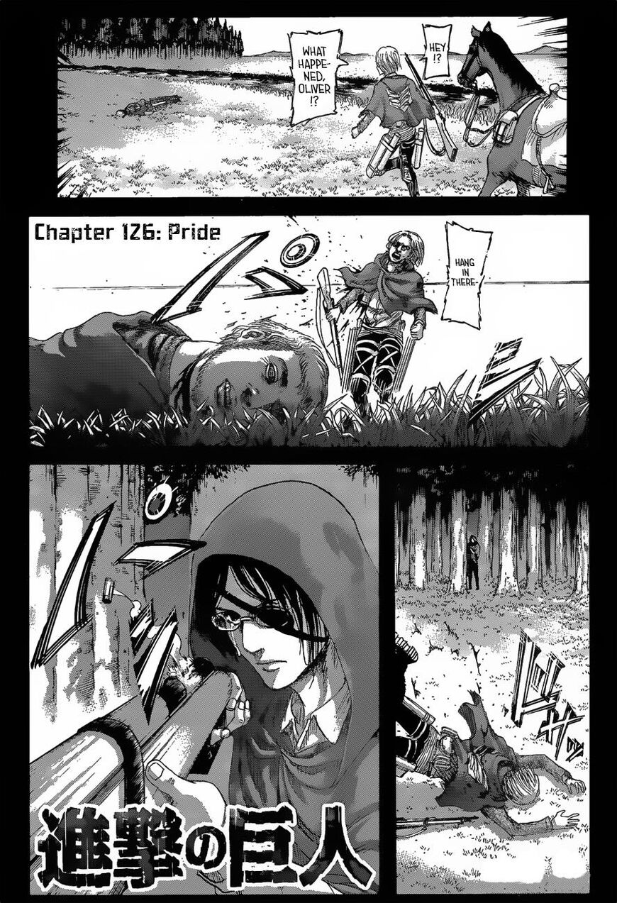Attack on Titan Chapter 126  Online Free Manga Read Image 2