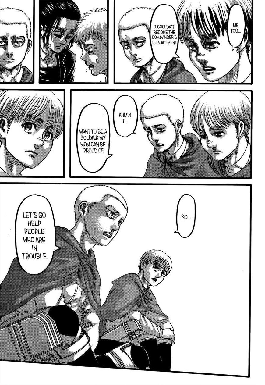Attack on Titan Chapter 126  Online Free Manga Read Image 26