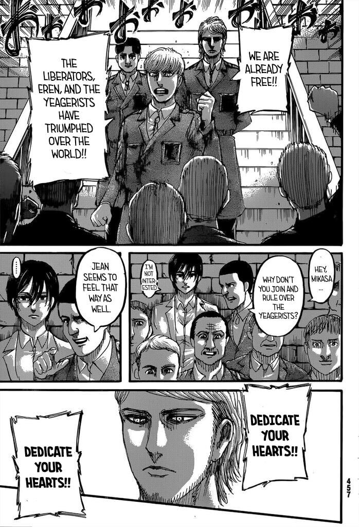 Attack on Titan Chapter 126  Online Free Manga Read Image 30