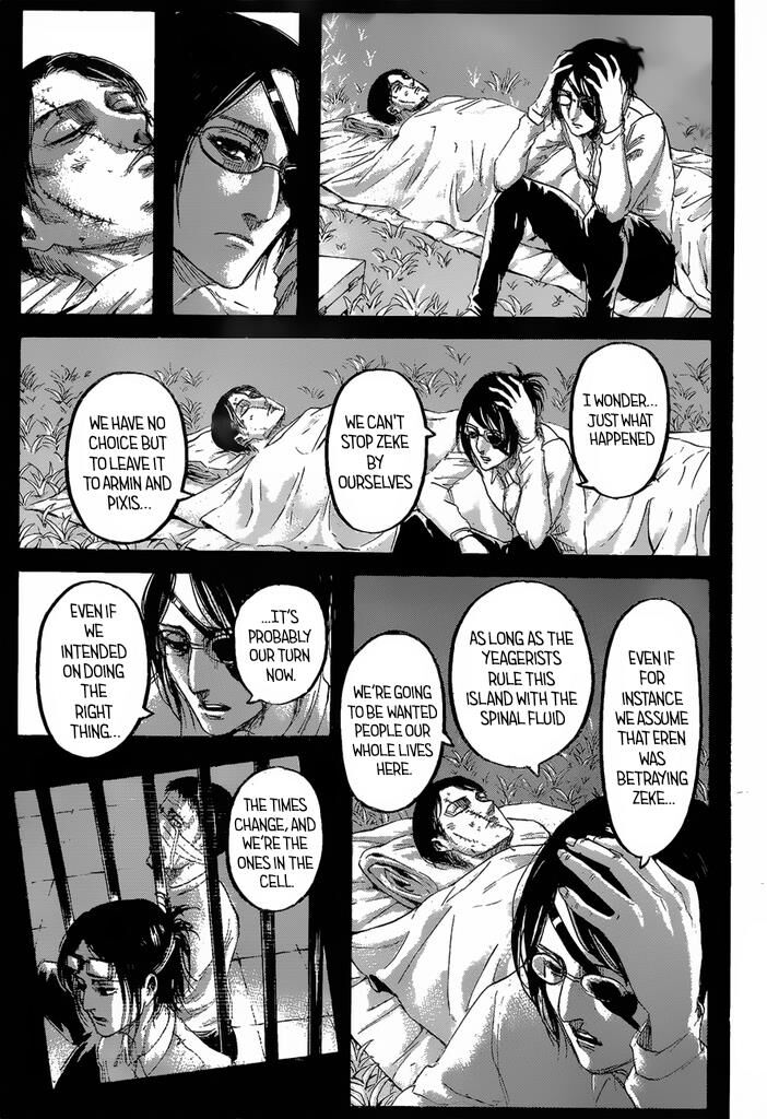 Attack on Titan Chapter 126  Online Free Manga Read Image 4
