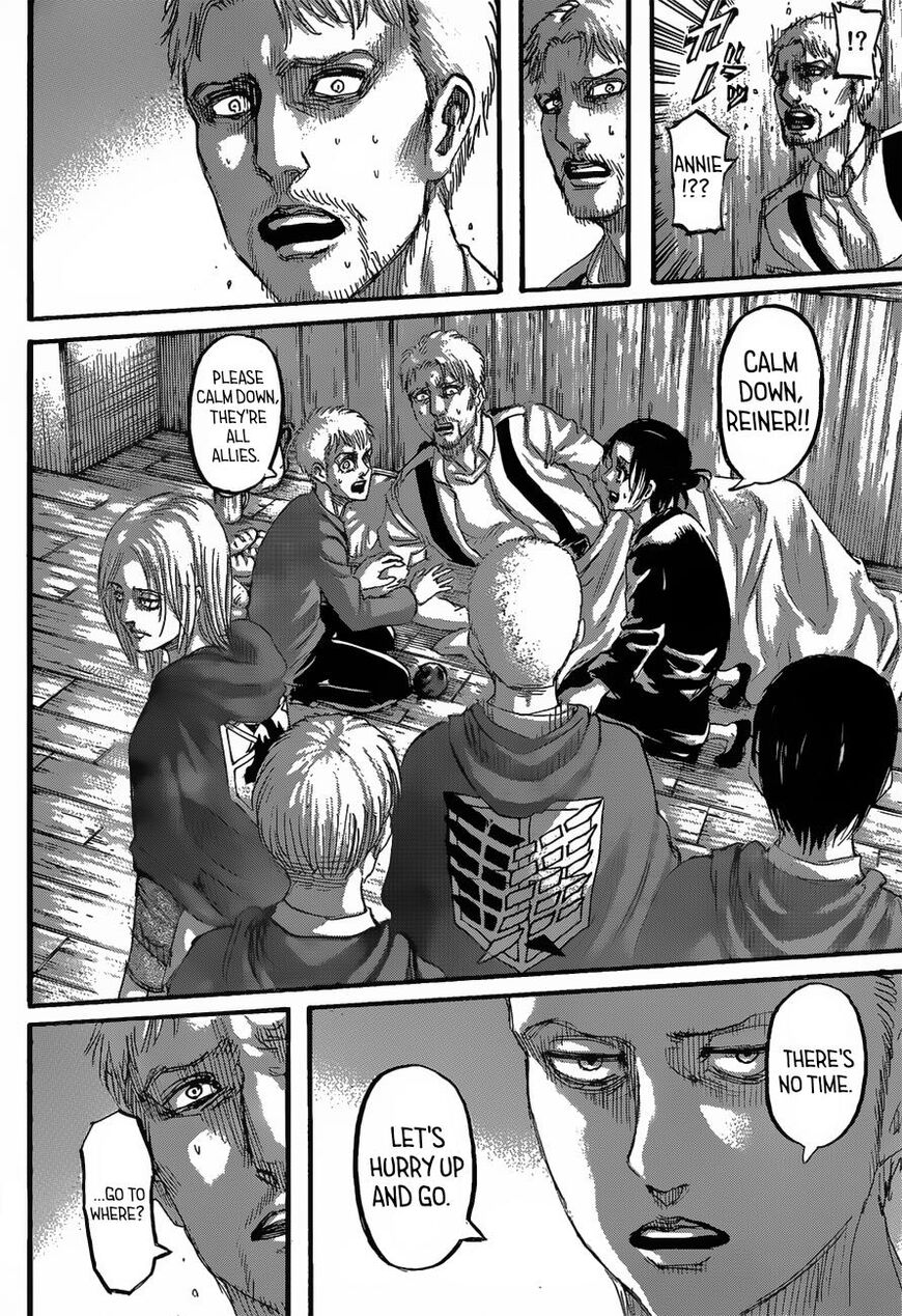 Attack on Titan Chapter 126  Online Free Manga Read Image 45