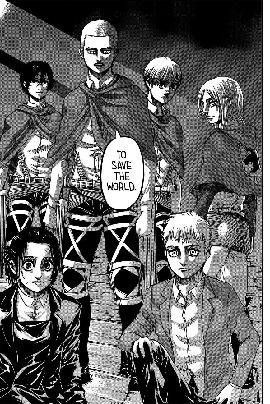 Attack on Titan Chapter 126  Online Free Manga Read Image 46