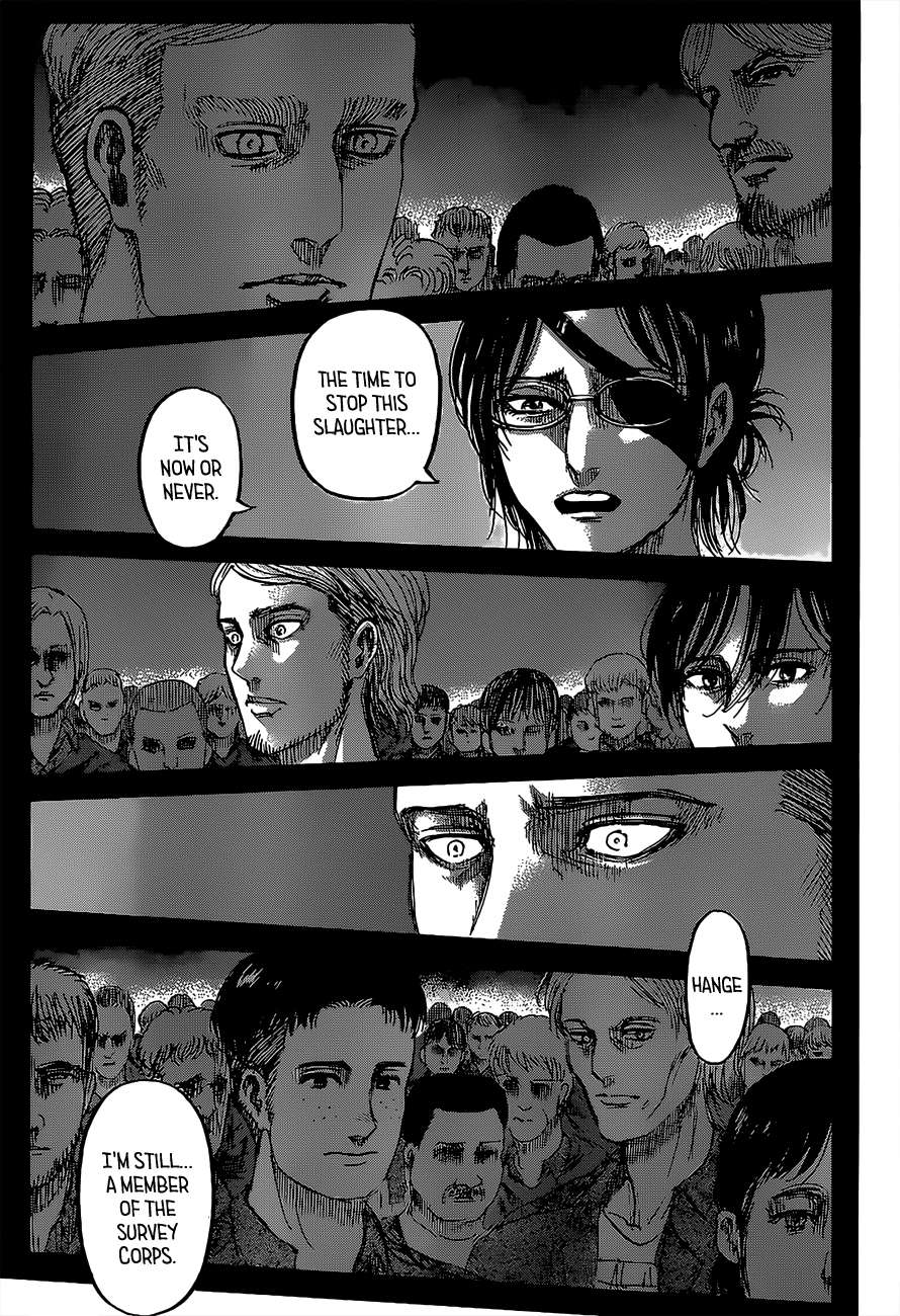 Attack on Titan Chapter 127  Online Free Manga Read Image 10