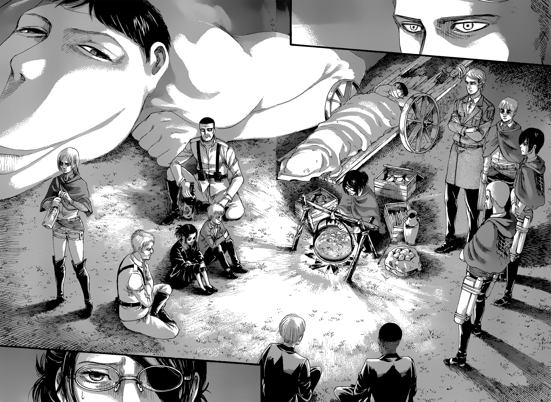 Attack on Titan Chapter 127  Online Free Manga Read Image 11