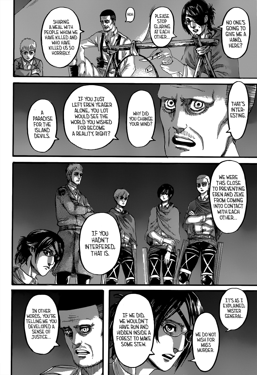 Attack on Titan Chapter 127  Online Free Manga Read Image 12