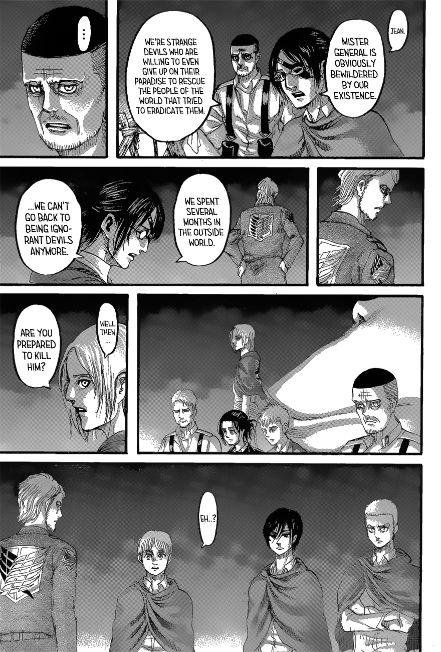 Attack on Titan Chapter 127  Online Free Manga Read Image 15