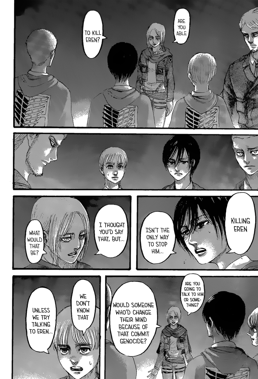 Attack on Titan Chapter 127  Online Free Manga Read Image 16