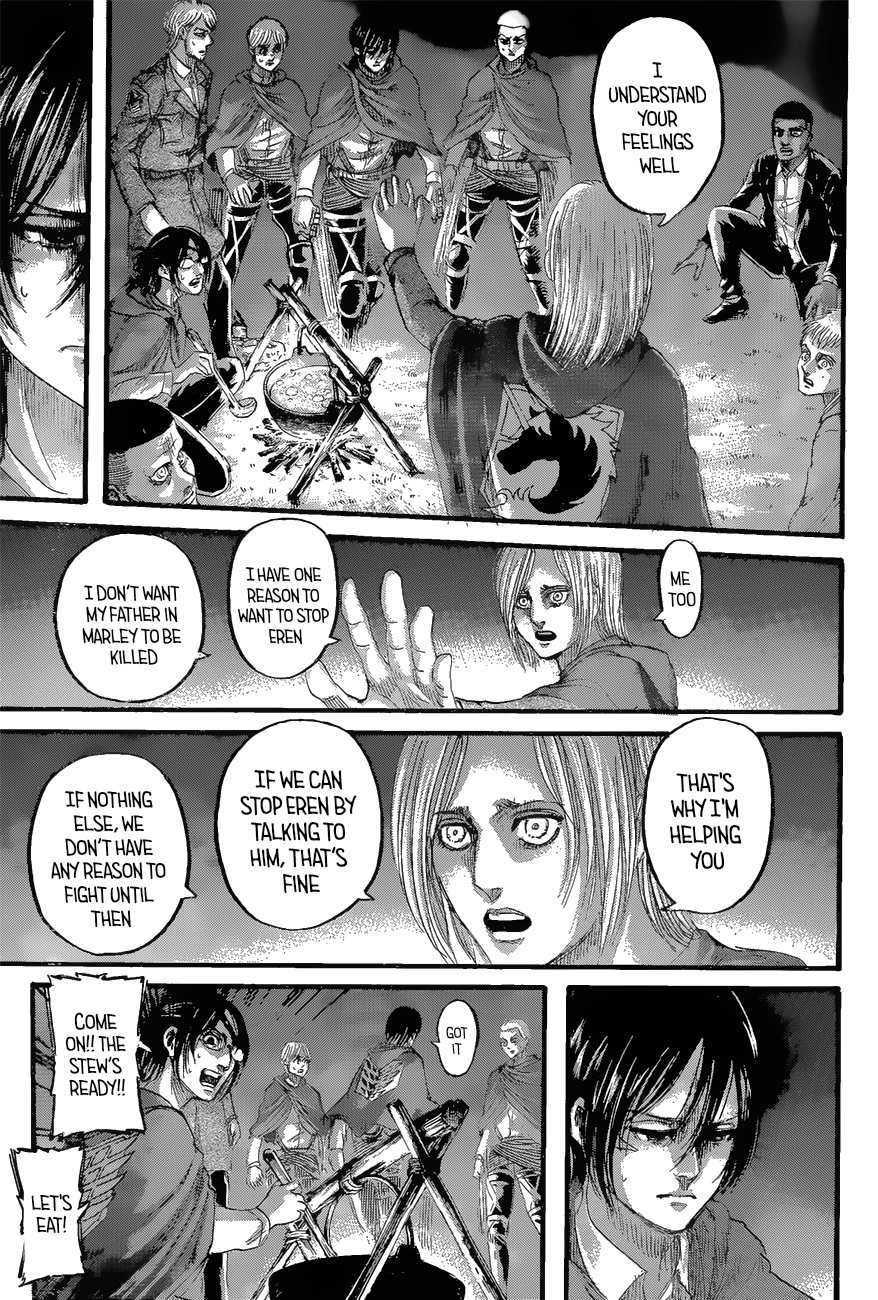 Attack on Titan Chapter 127  Online Free Manga Read Image 19
