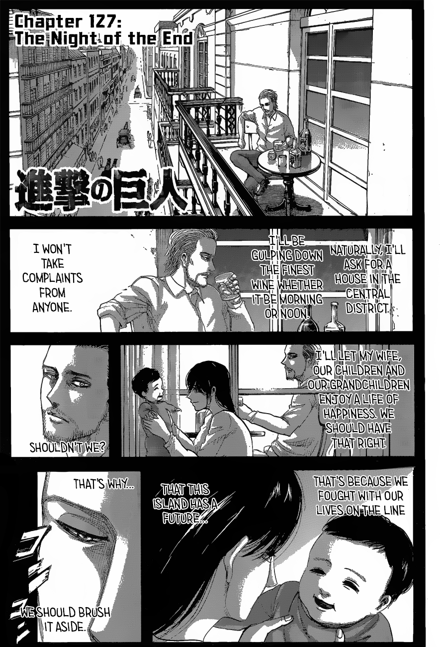Attack on Titan Chapter 127  Online Free Manga Read Image 2