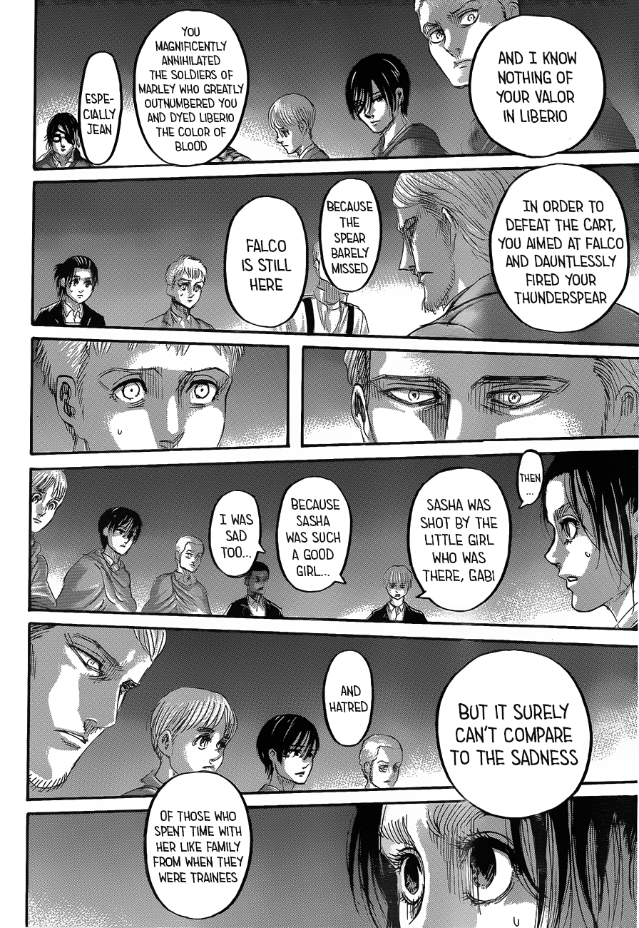 Attack on Titan Chapter 127  Online Free Manga Read Image 26