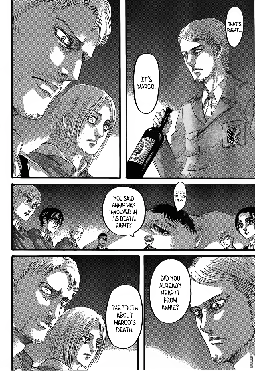 Attack on Titan Chapter 127  Online Free Manga Read Image 28