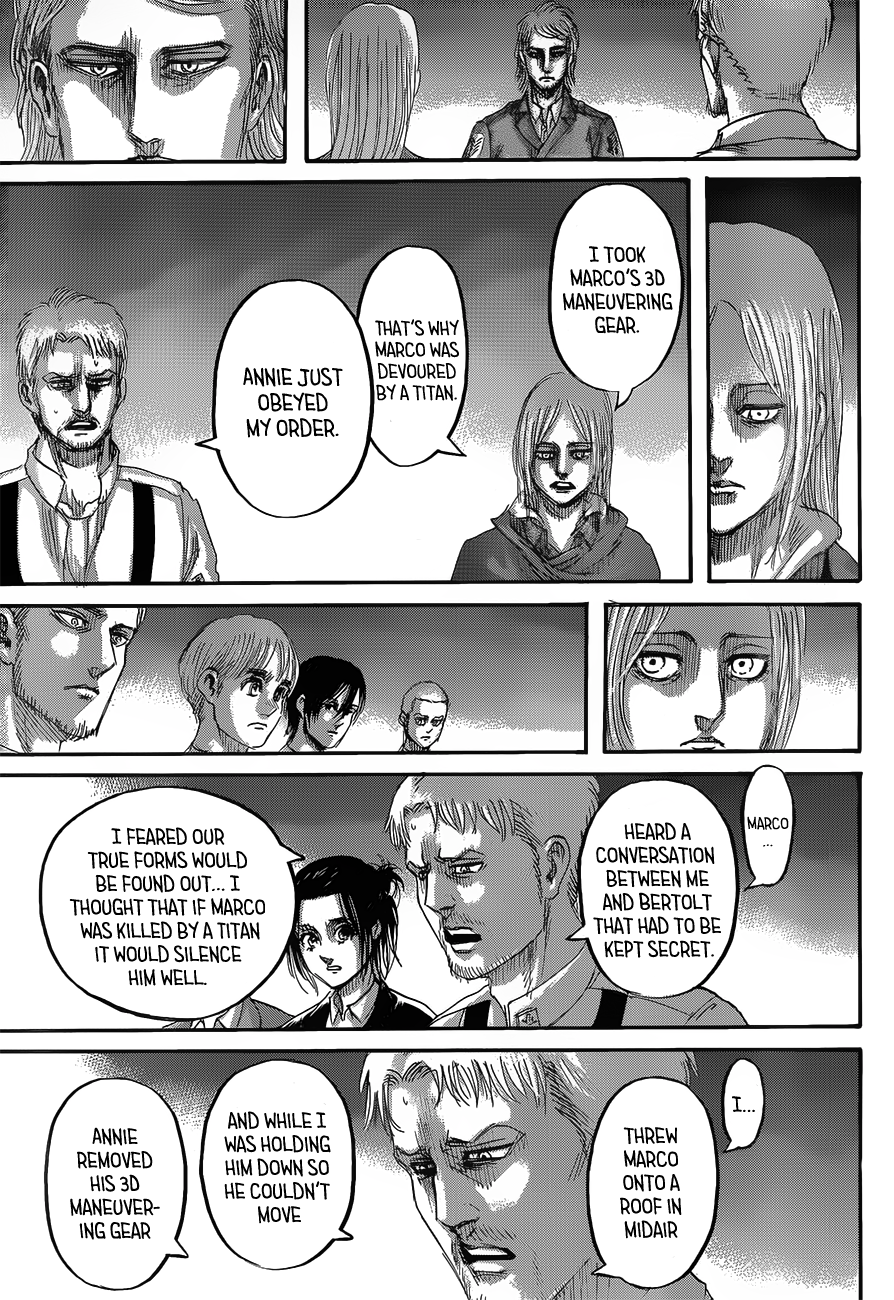 Attack on Titan Chapter 127  Online Free Manga Read Image 29