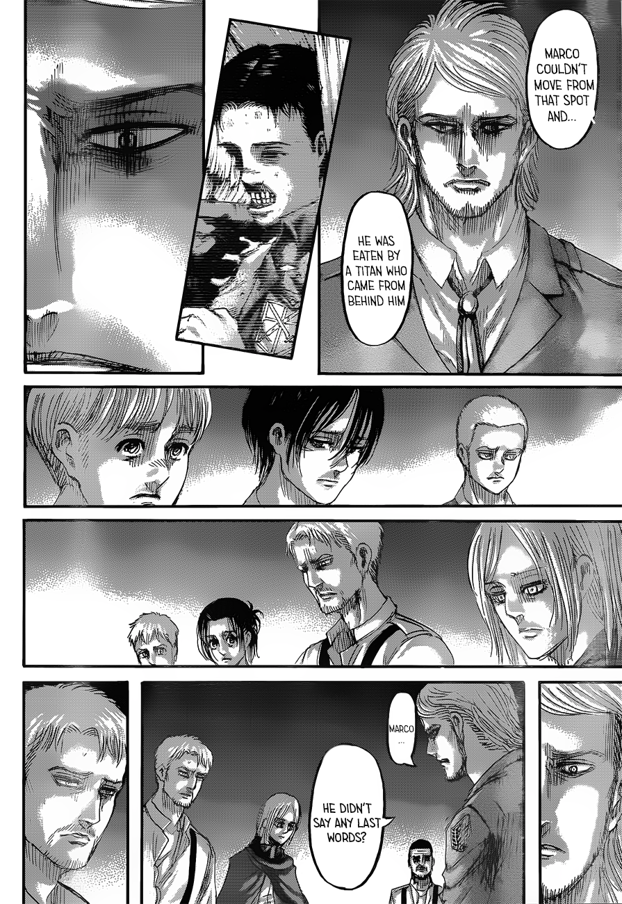 Attack on Titan Chapter 127  Online Free Manga Read Image 30