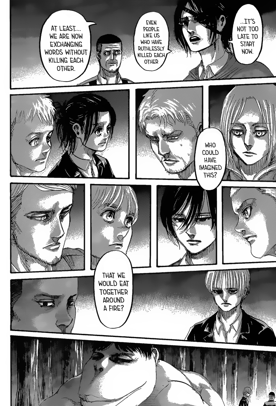 Attack on Titan Chapter 127  Online Free Manga Read Image 32