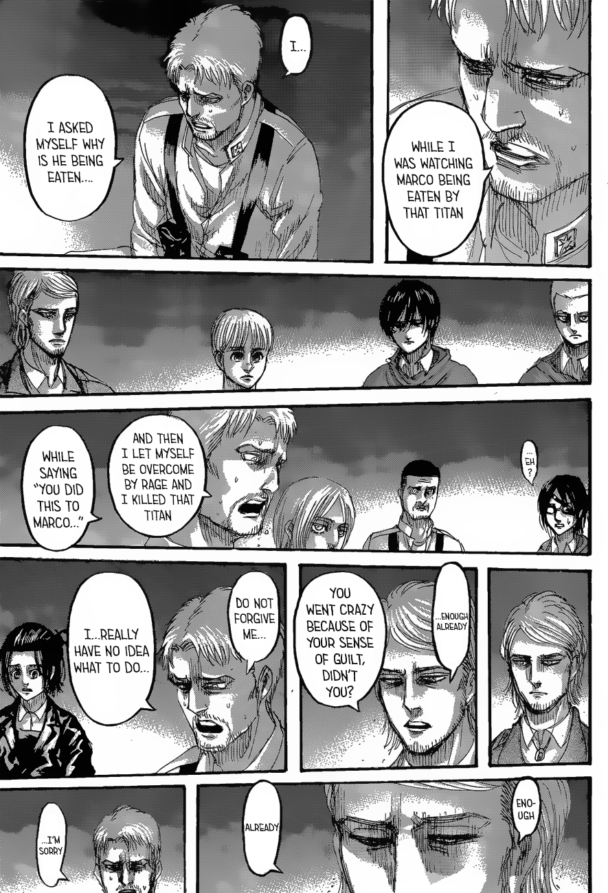 Attack on Titan Chapter 127  Online Free Manga Read Image 33