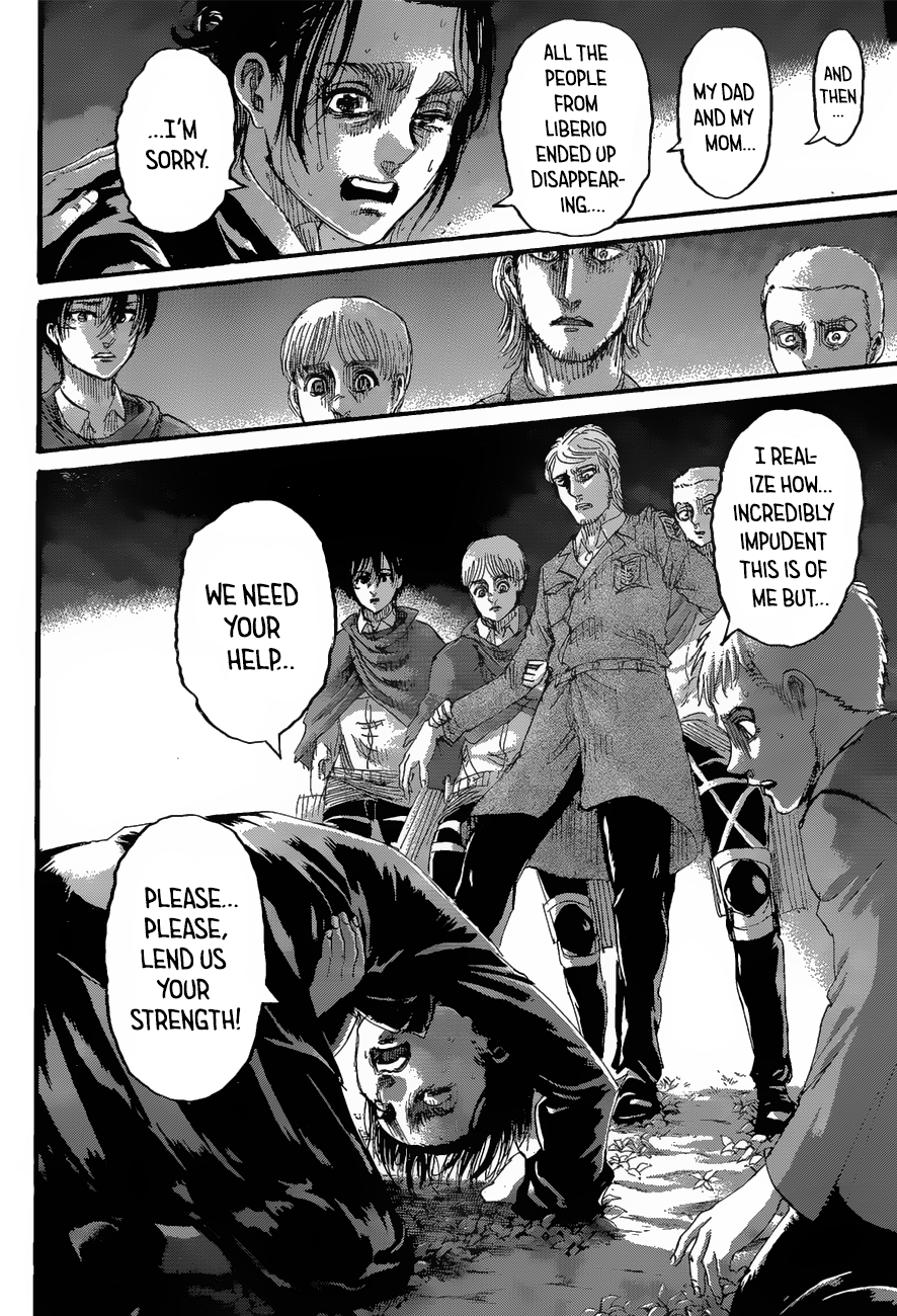 Attack on Titan Chapter 127  Online Free Manga Read Image 38