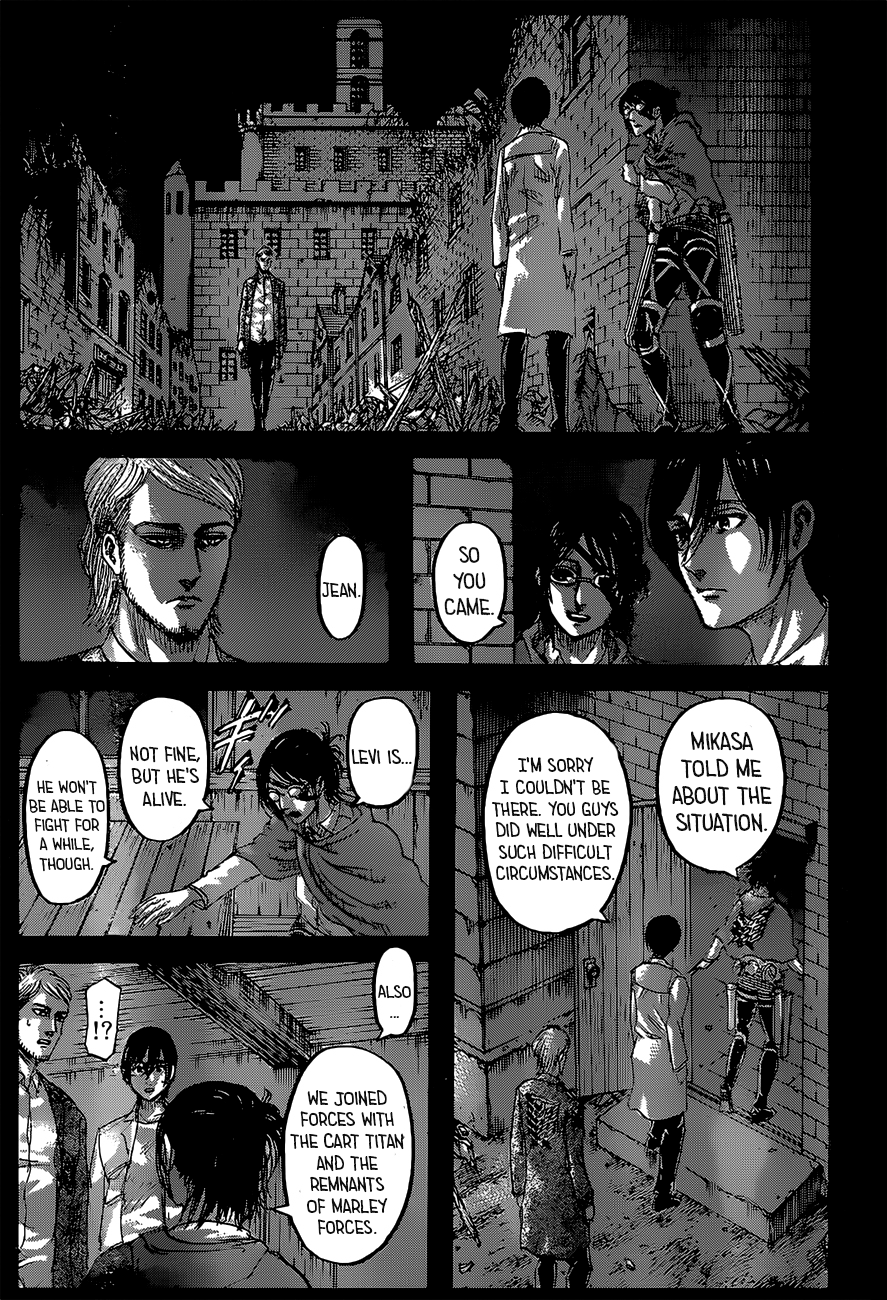Attack on Titan Chapter 127  Online Free Manga Read Image 4