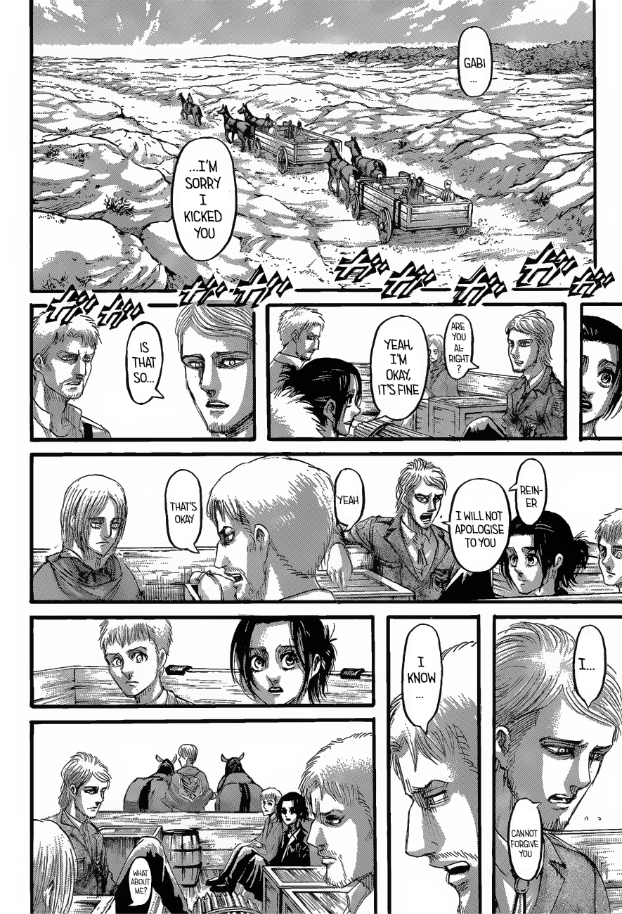 Attack on Titan Chapter 127  Online Free Manga Read Image 42