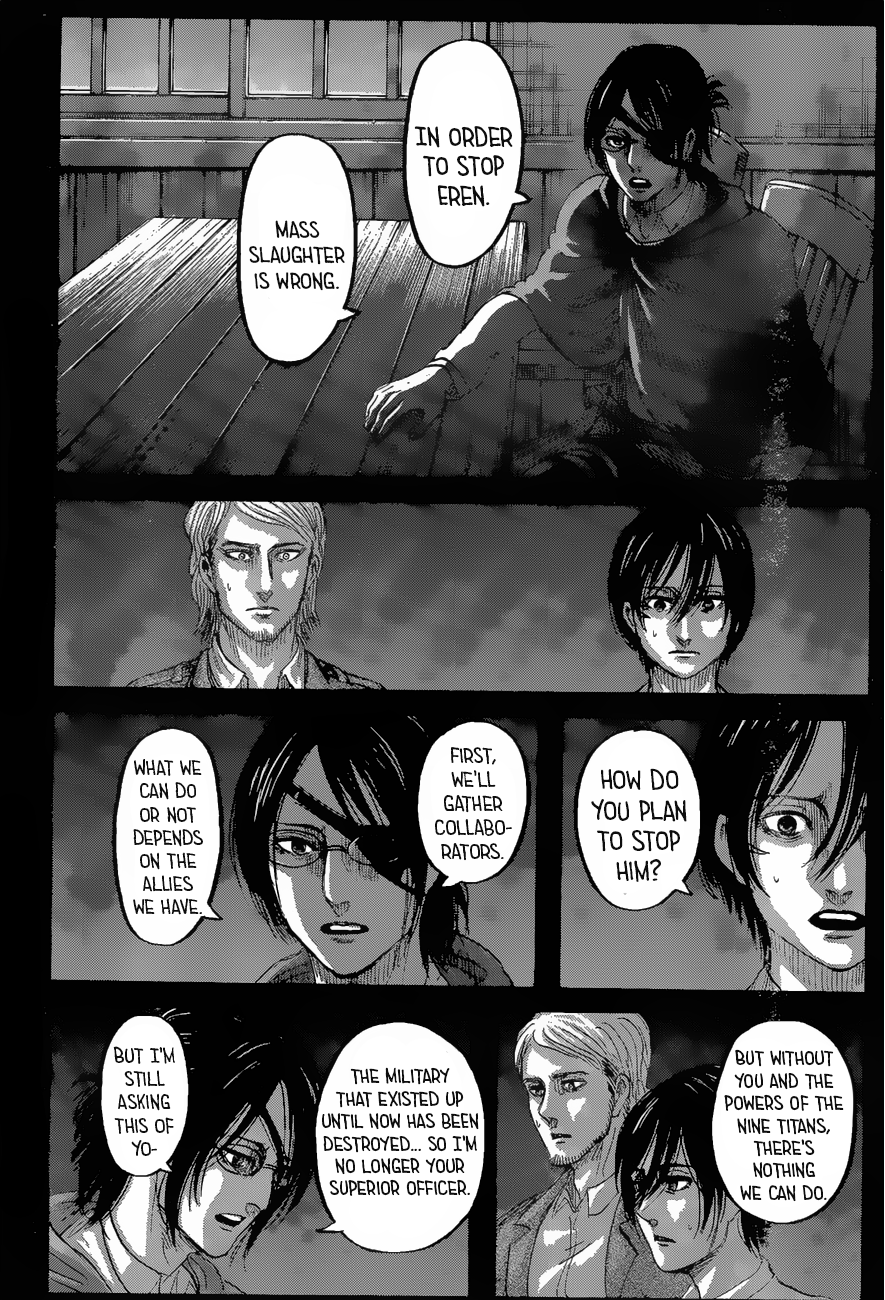 Attack on Titan Chapter 127  Online Free Manga Read Image 5